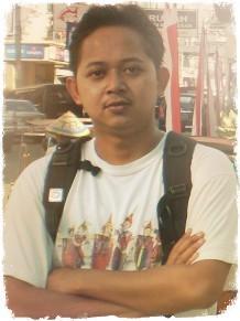 Kang Yudiono at Makassar