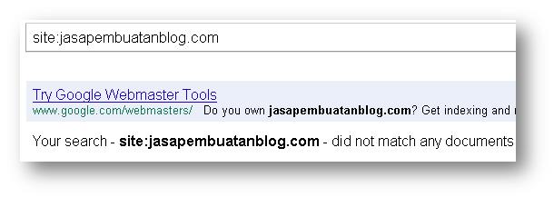 JasaPembuatanBlog di-banned