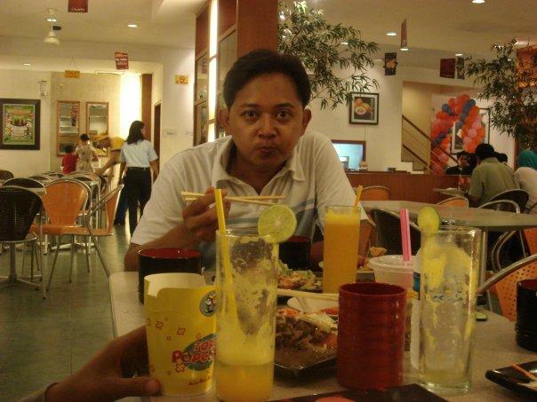 Makan di Bogor