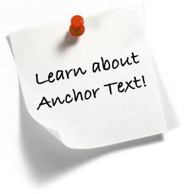 tips anchor text