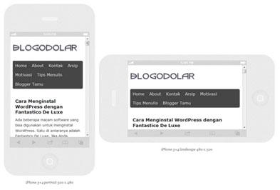 Responsivitas Blogodolar