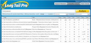 DBN Jilid 2 Update #3: Kata Kunci yang Dipilih, Tampilan Blog, dan Target Pertama