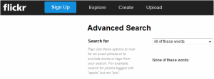 Cara Mencari Foto Gratis dan Legal di Flickr