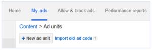 Cara Membuat Iklan Google AdSense Jenis Teks dan Gambar
