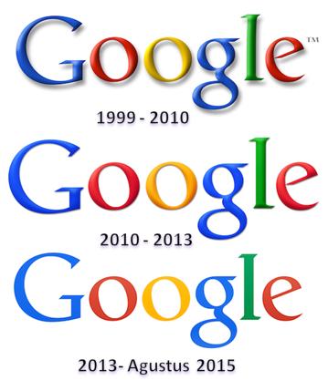 Logo Google 1999 - Agustus 2015