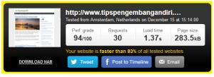 Cara Mudah Setting Plugin W3 Total Cache untuk Meningkatkan Kecepatan Blog Anda
