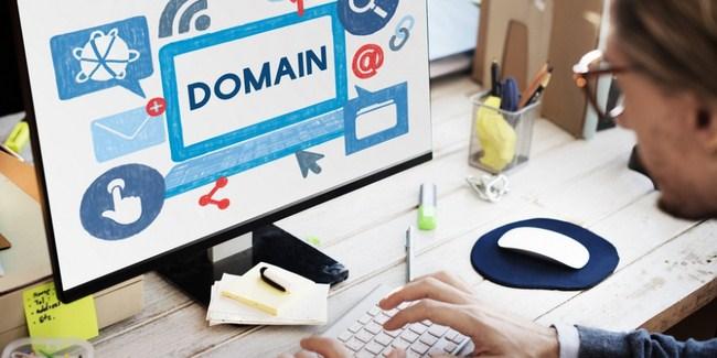 Ilustrasi memilih nama domain