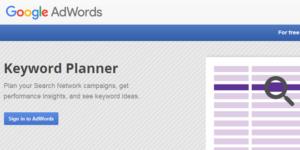 Cara Menggunakan Google Keyword Planner untuk Pertama Kali