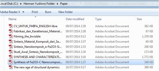 menjadi pdf kembali