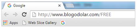 uji di browser