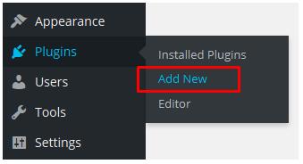 Tambah plugin baru